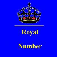 Royal Number