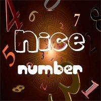nicenumber